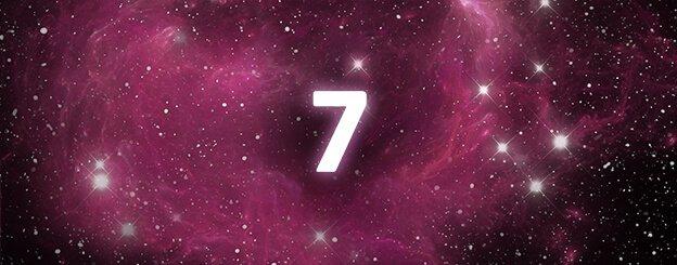Bedeutung Zahl 7